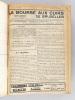 La Bourse aux Cuirs de Bruxelles [ Du numéro 419 du 5 janvier 1923 au numéro 470 du 28 décembre 1923 - Année 1923 complète ]. Collecti