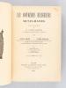 Les Confréries religieuses musulmanes [ Edition originale ]. DEPONT, Octave ; COPPOLANI, Xavier