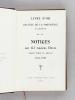 Livre d'Or du Collège de La Providence d'Amiens. Notices sur 173 Anciens Elèves morts pour la France 1914-1919 [ Edition originale ]. MANTEL, F.