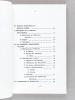 Médecine traditionnelle en Haïti (Perspectives et Orientations) Année 1977. DANIEL, Christophe Jocelyn