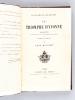 Le Triomphe d'Yvonne. Fragments du Journal et de la Correspondance intimes de Raymond de Kerven [ Edition originale - Livre dédicacé par l'auteur, ...