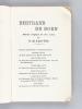 Bertrand de Born. Poème tragique en 6 actes [ Edition originale - Livre dédicacé par l'auteur ]. BLAQUIERE, H.