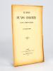 Le rôle de nos Colonies dans l'Après-Guerre [ Edition originale ]. DU VIVIER DE STREEL, E.