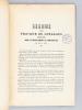 Résumé des Travaux de Sondages exécutés dans le département de Constantine de 1886 à 1888. Collectif