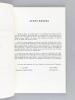 La Nouvelle-Calédonie. Art. Magie. Technique. Exposition du 13 Mai au 14 Juillet 1965. Collectif : Ministère de l'Education Nationale ; Académie de ...