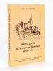 Répertoire des Monuments Historiques et des Sites. 1987 [ Lot-et-Garonne ]. Collectif ; Association Départementale de Développement Culturel et ...