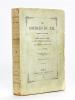 Les Sources du Nil. Journal de Voyage du Capitaine John Hanning Speke. SPEKE, John Hanning ; (FORGUES, E. D.)