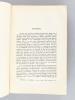 Les Scènes de la Vie Privée dans les Tombeaux Egyptiens de l'Ancien Empire [ Edition originale ]. MONTET, Pierre