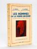 Les Hommes de la Pierre Ancienne (Paléolithique et Mésolithique) [ Livre dédicacé par l'abbé Henri Breuil à son ami Fernand Windels, le photographe de ...