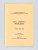 Bulletin de la Société Historique et Archéologique d'Arcachon et du Pays de Buch [ Lot suivi de 133 numéros du numéro 2 de juillet 1972 au numéro 134 ...