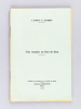 [ Lot de 4 brochures sur le thème des Voies romaines en Gironde ] Voies romaines en Pays Boïen, par l'abbé Marc Boudreau - Le site sub-lacustre de ...