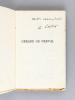 """Gérard de Nerval [ Livre signé par l'auteur : """"Mon exemplaire"""" ]. CARCO, Francis"""