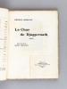 Le Char de Djaggernath (1917) [ Edition originale signée par l'auteur ]. LEBESGUE, Philéas