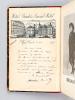 La Lanterne de Bruant [ L'intégralité des 86 numéros parus en 3 Volumes - Avec une L.A.S. d'Aristide Bruant ]. BRUANT, Aristide ; [COURTELINE ; WILLY ...