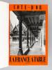 """La France à Table. Gastronomie. Tourisme. Folklore. Volume """"Pays du Rhône"""" : 124. Janvier 1967. Côte-d'Or ; 123. Mars 1967. Saône-et-Loire ; 126. Mai ..."""