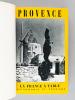 """La France à Table. Gastronomie. Tourisme. Folklore. Volume """"Provence Sud-ouest"""" : 64. 1957. Provence ; 71. Mars 1958. Béarn et Bigorre ; 72. Avril ..."""