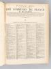 Dictionnaire général en une seule série alphabétique des Communes de France et des Colonies comprenant la Nomenclature complète des Communes. ...
