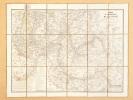 Carte du Département de la Savoie. 1869 [ Echelle 1/150.000 ]. CONTE ; TARDIEU