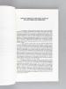 Espaces urbains et pratiques sociales [ Edition originale ]. AUGUSTIN, Jean-Pierre