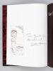Le Sauveur de La Linea [ Livre dédicacé avec dessin original de Constant ]. CONSTANT ; VANDAM