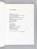 Agronomie et Fausses réalités. Agronomia e false realta [ Edition originale - Livre signé par les auteurs ]. RAINE, Jean ; TORCELLO, Vincezo