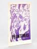 Revue Phantomas 92-93 : Jean Raine. Quelques pâleurs d'Amour. 1947-1960 [ Livre dédicacé par l'auteur ]. RAINE, Jean