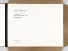 """[ Edition originale - Livre signé par l'auteur ] """"Textes"""" para canto y cinta magnetofonica. DE DELAS, José Luis ; CUIXART, Modest"""