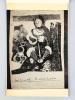 Hommage à Marcel Michaud. Galerie Folklore, Lyon, 16 novembre 1957 [ Exemplaire signé par Bertin et Schoendorrf ]. BERTIN, Jean Louis ; SCHOENDORFF, ...
