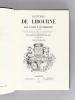 Histoire de Libourne et Des Autres Villes et Bourgs De Son Arrondissement (3 Tomes - Complet). GUINODIE, Raymond