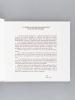Spiritualité des Lieux Aquitains. Textes François Mauriac. Paul Fréour Dessins. [ Edition originale - Livre dédicacé par l'auteur ][On joint : ] Une ...
