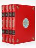 Poèmes Epiques. Collection médiévale (4 Tomes - Complet) Girart de Roussillon. Les Quatre Fils Aimon. La Croisade Albigeoise. Guillaume d'Orange.. ...