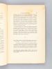 La Question de l'Insularité du Mont-Saint-Michel. Les divagations du Couesnon et ses Irruptions dans les Terres avant son endiguement. Documents [ ...