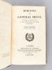 Mémoires du Général Hugo, Gouverneur de plusieurs Provinces et Aide-Major-Général des Armées en Espagne (3 Tomes - Complet) [ Edition originale ]. ...