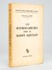 Les hydrocarbures dans le Bassin Aquitain [Edition originale ]. PENE, Marie-François