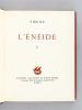 L'Enéide (2 Tomes - Complet). VIRGILE