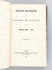 Semaine Religieuse du Diocèse de Nantes. Deuxième année - 1866 [ Edition originale ]  [ Contient notamment : ] Première lettre de M. l'abbé Van ...