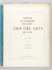Album de l'Exposition de la Société des Amis des Arts de Lyon. Année 1869 [ Edition originale ] Photographié par A. Fatalot, photographe du service ...