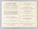 Société des Tuileries Mécaniques du Berry et de Bordeaux. Administration à Vierzon-Forges (Cher). Siège social à Paris, 43 rue de Clichy. Collectif ; ...