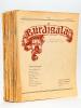 Burdigala. Revue Mensuelle de Littérature et d'Art (Série suivie du N°1 de la Première année 1912 au N°5 de la Troisième et dernière année 1914) Année ...