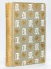 Journal 1932-1939 [ Livre dédicacé par l'auteur ]. MAURIAC, François