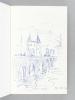 La révolte à deux sous [ Livre dédicacé par l'auteur avec dessin signé et 3 lettres autographes signées de Bernard Clavel ]. CLAVEL, Bernard