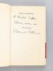 Le Silence des Armes [ Livre dédicacé par l'auteur ] [ Avec : ] Lettre à un képi blanc [ Livre dédicacé par l'auteur avec un billet autographe signé ...