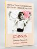 Portraits Chefs d'Orchestre Pianistes et Compositeurs. Johnson Portraitiste et Caricaturiste [ Livre dédicacé par l'auteur ] Portraitures and ...