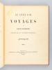 Livre d'or des Voyages. Afrique. MAINARD, Louis ; SAVORGNAN DE BRAZZA, P.