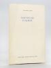 Certitude d'Aimer [ Edition originale - Livre dédicacé par l'auteur ]. DES GARETS, Eric
