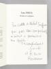 Joan Jorda Peintre et Sculpteur [ Livre dédicacé par l'artiste ]. PINIES, René ; JORDA, Joan