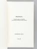 Béquilles Tome III Marina Tsvetaeva - Ariadna Efron - Anastasia Tsvetaeva [ Livre dédicacé par l'auteur ]. BONI ANDREIS, Gabriella