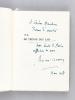 [ Lot de 7 ouvrages d'André Berry dont 5 dédicacés par l'auteur ] Le Trésor des Lais (2 Tomes - Complet) [ Livre dédicacé par l'auteur: ]  [ Avec : ] ...