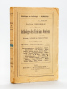 Anthologie des Ecrivains Ouvriers. 1re Edition [ Edition originale ] Pages choisies - Etudes bio-bibliographiques - Portraits : Marguerite Audoux - ...