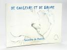 De Couleurs et de Brumes [ Livre dédicacé par l'auteur ]. DE DIETRICH, Geneviève